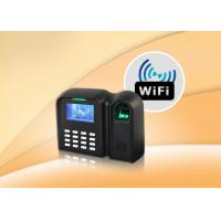 Wholesale Wireless wifi Fingerprint Time Attendance System with free software , sdk from china suppliers