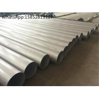 Wholesale DIN 1.4961 or TP347H , ASTM A312 Welded Stainless Steel Pipe and Tube SRL or DRL from china suppliers