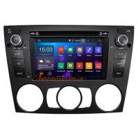 Wholesale Autoradio Car DVD Sat Nav GPS Navigation Video Andriod 4.4 for BMW from china suppliers