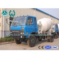 Wholesale Dongfeng Mini Multi Functional Mobile Concrete Mixer Truck With Hydraulic Pump from china suppliers