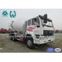 Wholesale Golden Prince 6X4 Concrete Agitator Truck Customized Design Reliable Structure from china suppliers