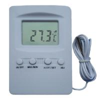 Wholesale Promotion High & Low Temperature Alarm Refrigerator Freezer Fridge Thermometer With Magnet from china suppliers