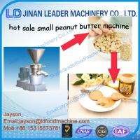 Wholesale Chinese peanut butter making machine for sale from china suppliers