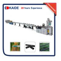 Wholesale Hot selling round drip irrigation pipe making machine from china suppliers