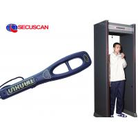 Wholesale Hand Held Super Scanner Metal Detector induction for weapons from china suppliers