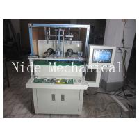 Quality Double Station Armature Electrical Motor Winding Machine / Small Rotor Winder for sale
