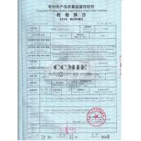 China Construction Machinery Imp&Exp Co., Limited Certifications