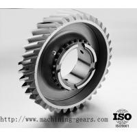 Wholesale Dis - Shaped Internal Helical Gears / Single Helical Gear For Transmitting from china suppliers