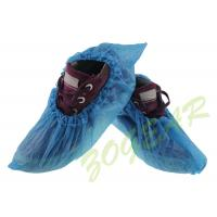 Wholesale CPE / PE Medical Shoe Cover for Dental Clinic , Non Skid-proof Dental Shoe Cover from china suppliers