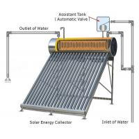 Wholesale High Powered Rooftop Solar Energy Heating Systems , 400L Solar Geyser Systems from china suppliers