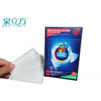 Wholesale Washing Machine Color Catcher For Non Woven Fabric Color / Dirt Absorption from china suppliers