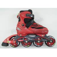 Wholesale One Set Kids Adjustable Roller Skates Convertible 4 in 1 For Novice Roller Skate Shoes from china suppliers