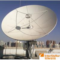 Buy cheap 4.5m C band Rx Tx Earth Station Antenna / Uplink Station C Band Rx TX Dish from wholesalers