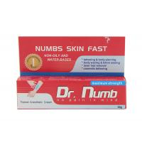 Wholesale Pain Control Numb Fast Cream Tattoo Numbing Cream For Eyebrows / Eyeliners / Lips from china suppliers