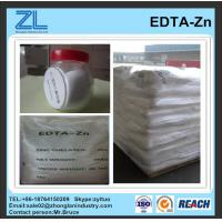 Wholesale Best price EDTA-Zinc Disodium from china suppliers