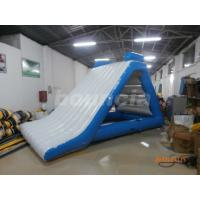Wholesale 5.5mL*3mW*3mH Inflatable Floating Water Slide For Water Games from china suppliers