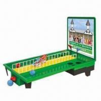 Wholesale Kids' Funny Horse Racing Game, Made of ABS Material from china suppliers
