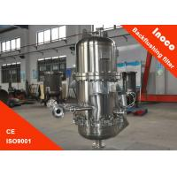 Wholesale BOCIN Self-Cleaning Automatic Backflushing Filter , Motorcycle Oil / Hydraulic Oil Filter from china suppliers