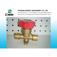 Wholesale Shut Off Air Conditioning Valve Welding And Flare With Nut Type from china suppliers