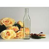 Wholesale Square Wine Empty Whisky Glass Bottles Container Recyclable Clear from china suppliers