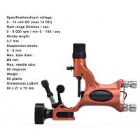 Wholesale Medium Stroke Rotary Bizarre V2 Tattoo Gun Equipment Supplies For Tattooing Pattern from china suppliers