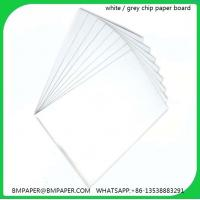 China Grey board for bible covers / Bible book cover grey cardboard sheets on sale