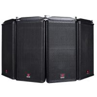Wholesale line array, dual 10 inch line array speaker, dynamic line array for indoor and outdoor from china suppliers