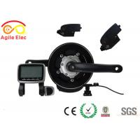 Wholesale 36V 250W TSDZ2 Crank Electric Bicycle Motor Kit  With Frog Type Battery from china suppliers