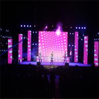 Wholesale SMD2121 LED Stage Display  for Stage Background  Video wall P5 Indoor  320*160mm from china suppliers