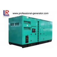 Wholesale 80kw / 100kva Super Silent Diesel Generator Set With Cummins Engine 1100 Kg from china suppliers