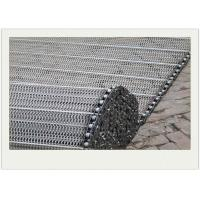 Wholesale Food Industry Wire Mesh Conveyor Belt With Smooth Traffic / Chain Link Conveyor Belt from china suppliers