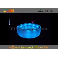 Wholesale Waterproof Glowing PE Wine Table LED Bar Counter For Events And Parties from china suppliers
