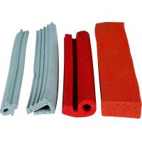 Wholesale Temperature Resistant Silica Gel Foam Seal Strip For Truck Door and Windows -40°C - 200°C from china suppliers