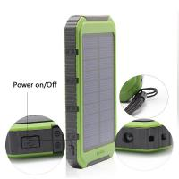 Wholesale Compact External Battery Charger Backup Power Bank Waterproof from china suppliers