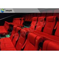 Wholesale Film Projector 3D Cinema System With Plastic Cloth Cover Chair 100 People from china suppliers
