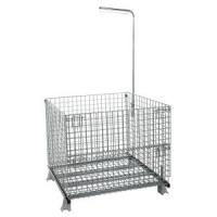 Wholesale Heavy Duty Warehouse Wire Storage Cage with Large Capacity from china suppliers