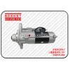 Buy cheap ISUZU FCR FRR 6HK1 8-98141206-2 8981412062 Isuzu FVR Parts Starter Assembly from wholesalers