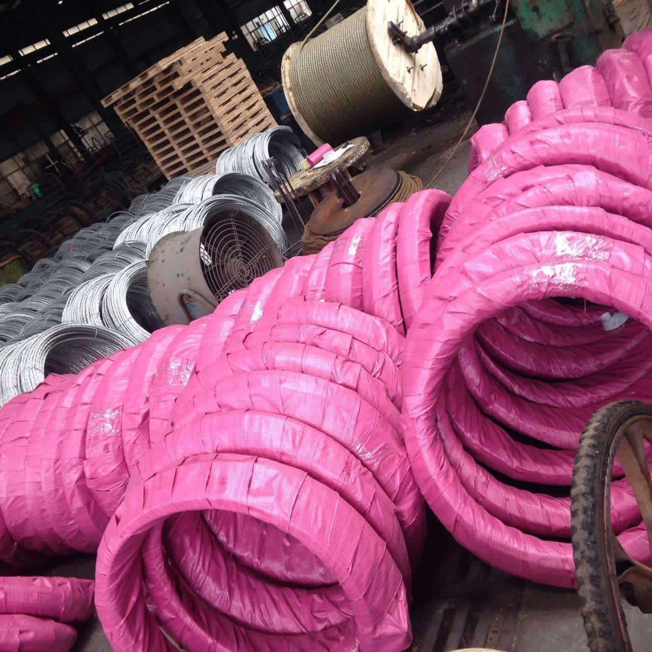 Buy cheap Zinc-coated(Galvanized)Steel Core Wire for Aluminum Conductors,steel Reinforced(ACSR) from wholesalers