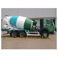 Wholesale 10 CBM Concrete Mixer Truck with Eaton pump and motor ISO / CCC / BV from china suppliers