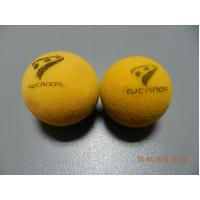 Wholesale Multi Color Logo Printable PU Foam Ball , Non Toxic Sponge Balls for Cats from china suppliers