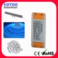 Wholesale AC DC Power Supply Constant Voltage LED Driver 12V 15W 50Hz / 60Hz from china suppliers