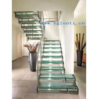 Buy cheap Steel Glass Staircases from wholesalers