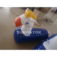 Wholesale Professional Inflatable Accessories , Funny Airtight Inflatable Horse from china suppliers
