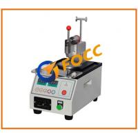 Wholesale Pneumatically-Controlled Fiber Optic Polishing Machine For Connectors End Faces from china suppliers