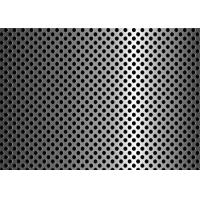 Wholesale Anti Aging Steel Plate Perforated Metal Mesh For Filter 3mm - 200mm Aperture from china suppliers
