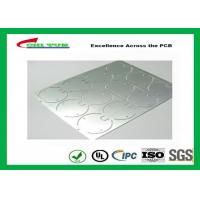 Wholesale 1oz Aluminum Base PCB with High Thermal Conductivity RoHS Lead Free Hal from china suppliers