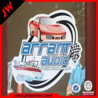 Quality Customize Printed Die cut outdoor waterproof vinyl decal window stickers for sale