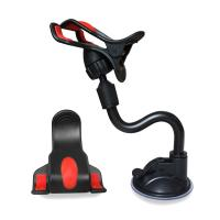 Wholesale Windshield Car Mount Holder Smartphone Suction Base Gooseneck from china suppliers