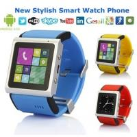 Buy cheap EC309 Watch Phone MTK6577 Dual Core 1.2GHz 1.54 Inch Screen 512MB 4GB Android 4.0 Smart Ph from wholesalers