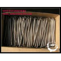 "Wholesale Polished Common Wire Nail Q195 5"" x BWG8 from china suppliers"